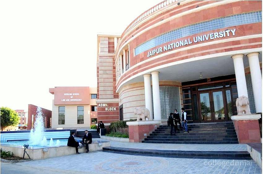 Jaipur National University - [JNU], Jaipur Courses & Fees 2019-2020