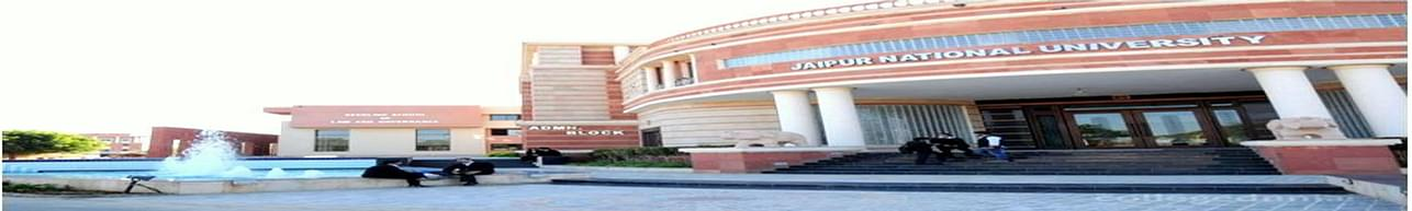 Jaipur National University - [JNU], Jaipur - List of Professors and Faculty