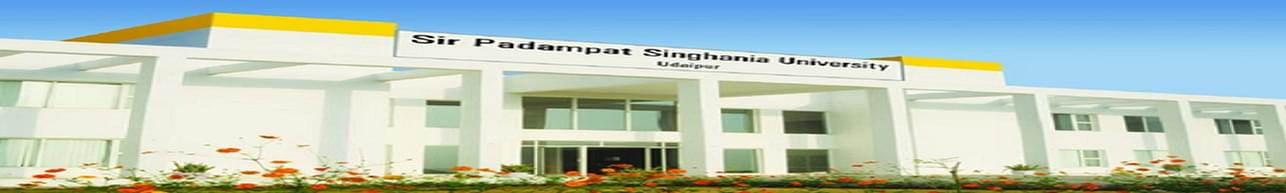 Sir Padampat Singhania University - [SPSU], Udaipur - News & Articles Details