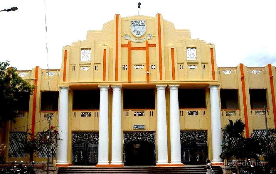 Annamalai University - [AU]