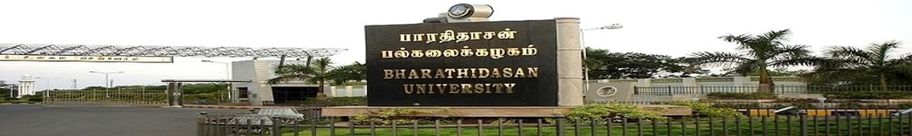 Bharathidasan University - [BU], Thiruchirapalli