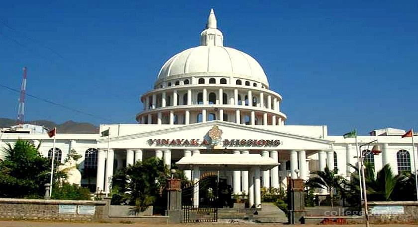Image result for Vinayaka Missions University (VMU), Salem
