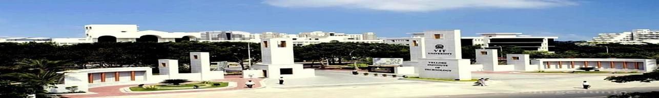 Vellore Institute of Technology - [VIT University], Vellore