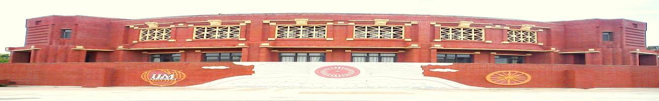 Indian Institute of Management - [IIM], Lucknow