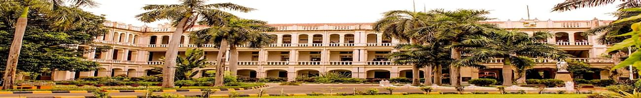 Loyola College, Chennai - Course & Fees Details