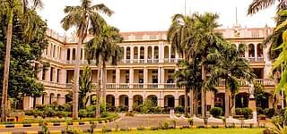 Loyola College, Chennai logo