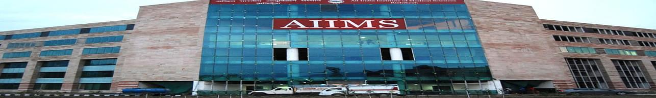 AIIMS Rishikesh Admission 2019