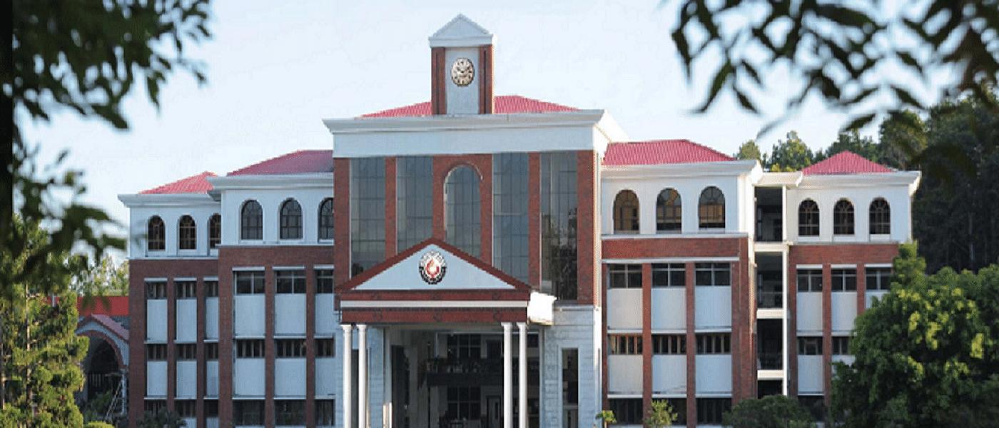 Graphic Era University - [GEU]