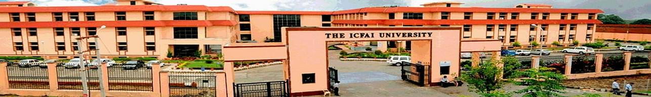 ICFAI University, Dehradun - Course & Fees Details