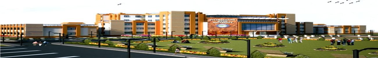 Uttarakhand Open University - [UOU], Nainital