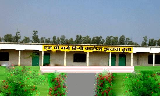 MP Garg Degree College