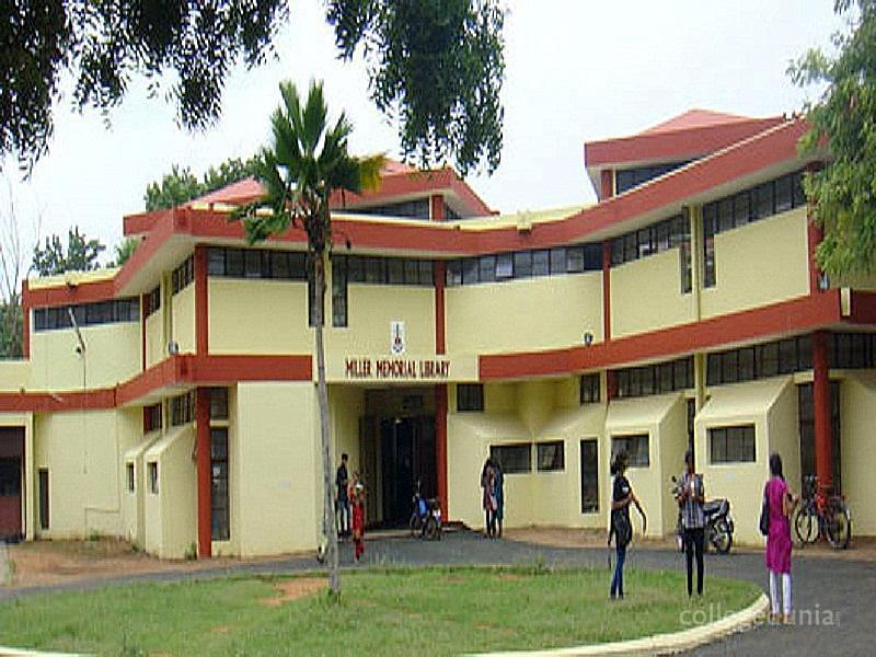 Madras Christian College - [MCC]