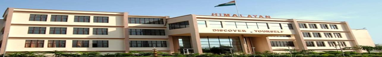 Himalayan Group of Professional Institutions, Sirmaur