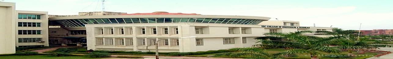 IEC Group of Institutions, Greater Noida