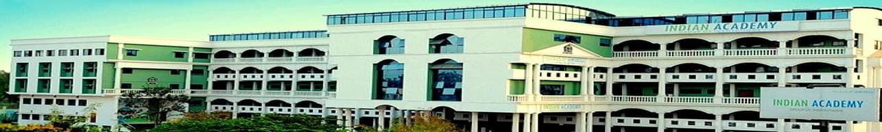 Indian Academy Group of Institutions - [IAGI], Bangalore
