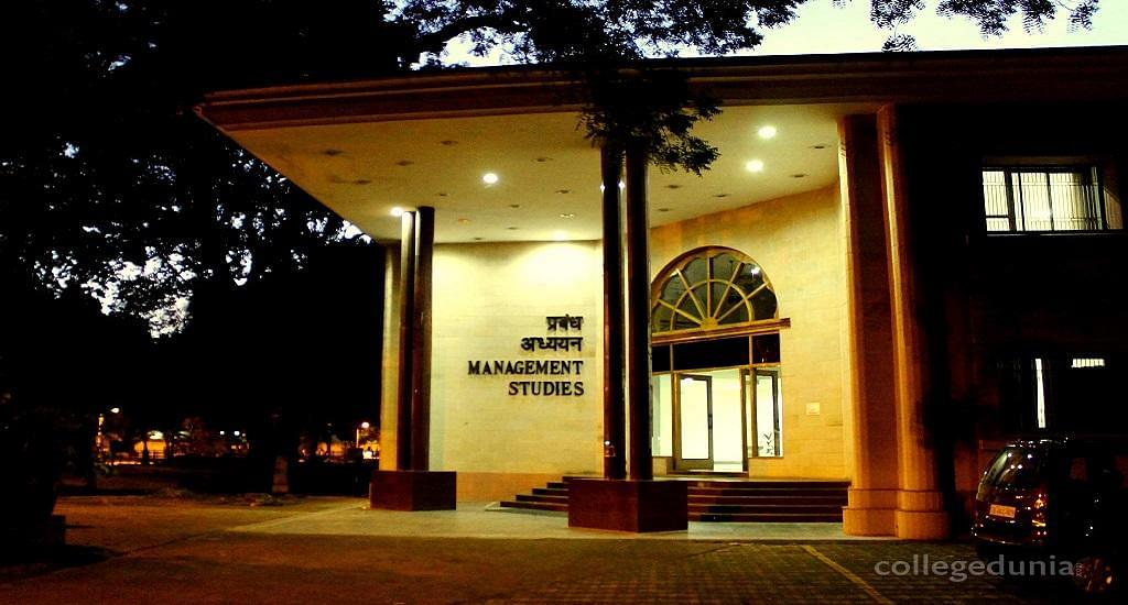 Department of Management Studies, Indian Institute of Technology - [DOMS]