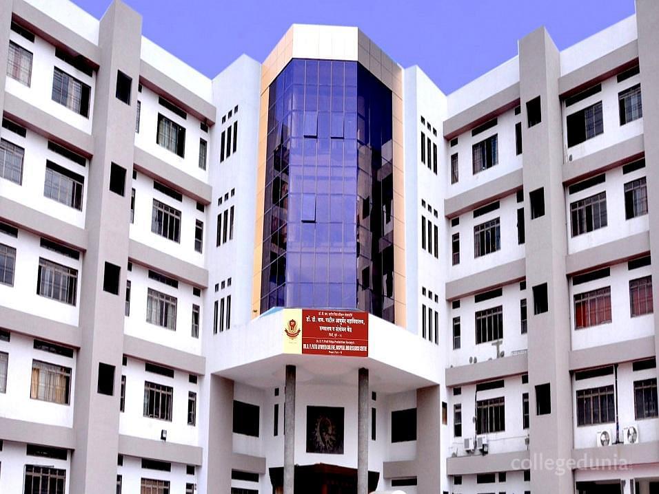 Dr. D.Y. Patil Vidya Pratishthan Society's