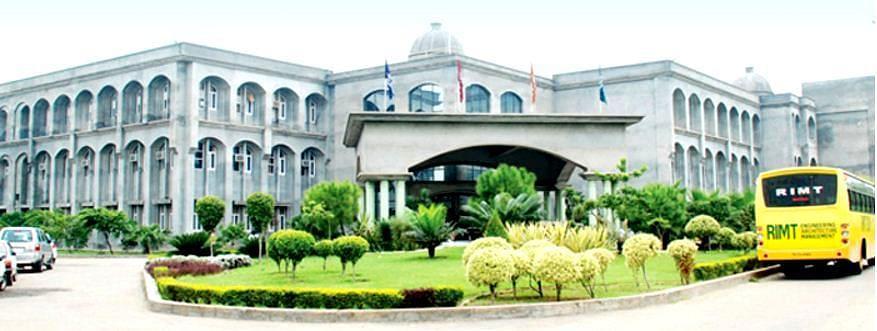 RIMT University, Gobindgarh - Placements, Companies Visiting