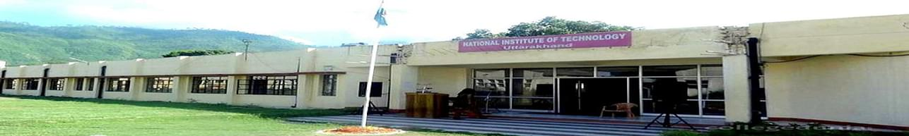 National Institute of Technology - [NIT] Uttarkhand, Srinagar Garhwal - Course & Fees Details