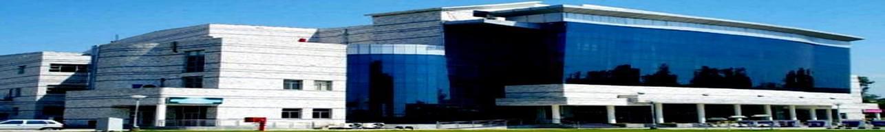The Business School University of Jammu - [TBS], Jammu