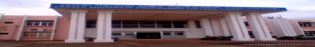 Parala Maharaja Engineering College - [PMEC], Berhampur