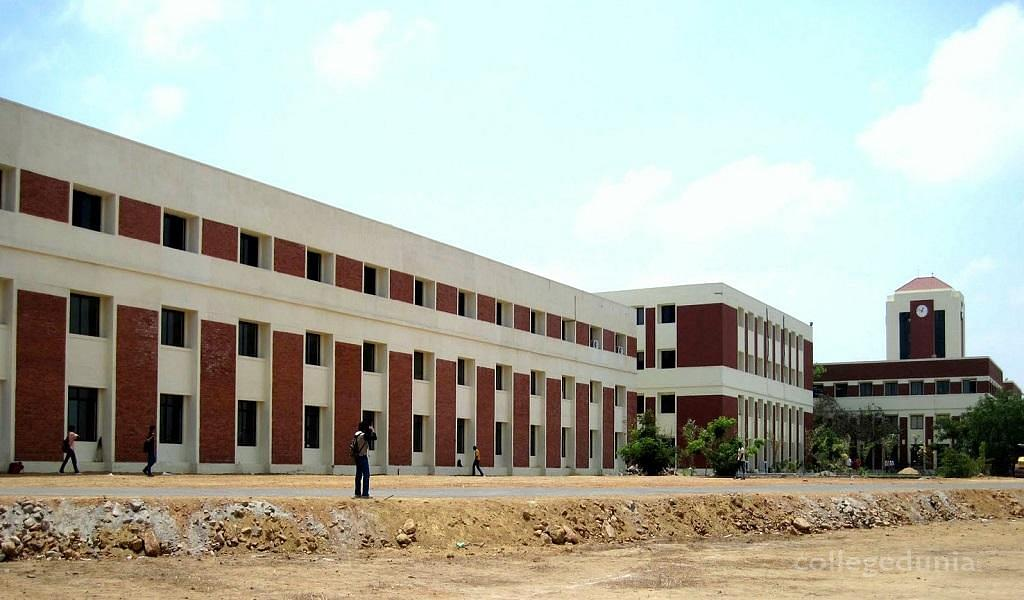 KCG College Of technology, Chennai Courses & Fees 2019-2020