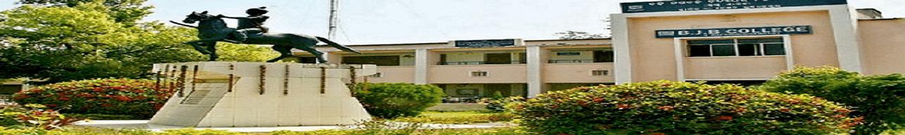 BJB Autonomous College - [BJB], Bhubaneswar - Course & Fees Details