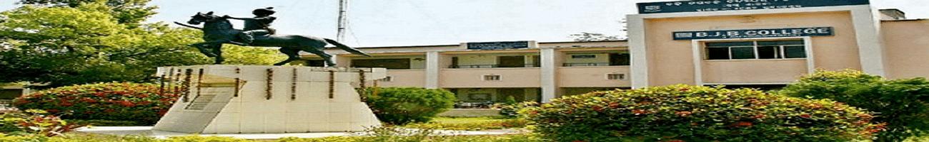 BJB Autonomous College - [BJBAC], Bhubaneswar