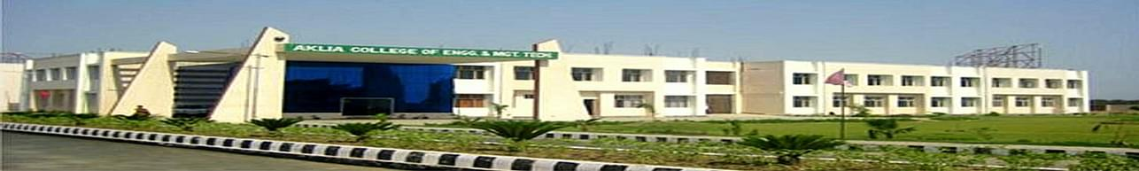 Akila College of Engineering and Management Technology, Bathinda - Course & Fees Details