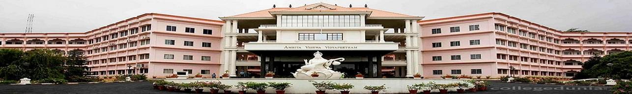 Amrita Vishwa Vidyapeetham Coimbatore Campus, Coimbatore