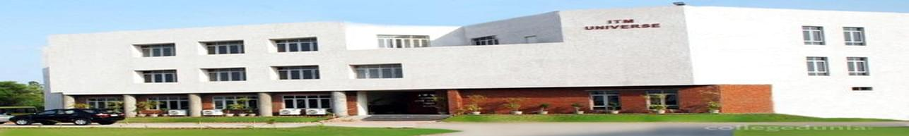 Institute of Technology and Management Universe - [ITM Universe], Vadodara