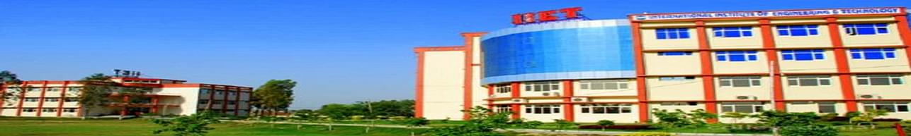 International Institute of Engineering and Technology - [IIET], Kurukshetra
