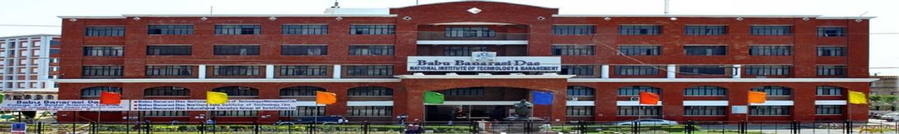 Babu Banarasi Das National Institute of Technology & Management - [BBDNITM], Lucknow