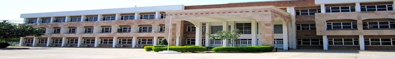 Jan Nayak Ch Devi Lal Memorial College of Engineering, Sirsa