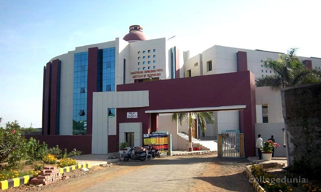 Chhotubhai Gopalbhai Patel Institute of Technology, Uka Tarsadia University - [CGPIT]