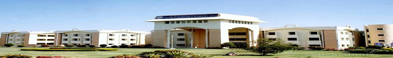 College of Engineering and Technology, Akola
