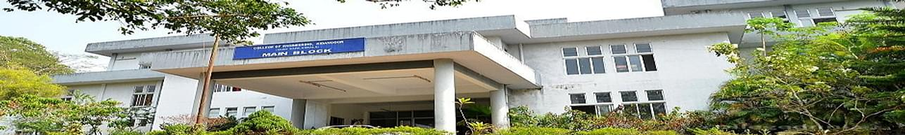 College of Engineering - [CEK]  Kidangoor, Kottayam