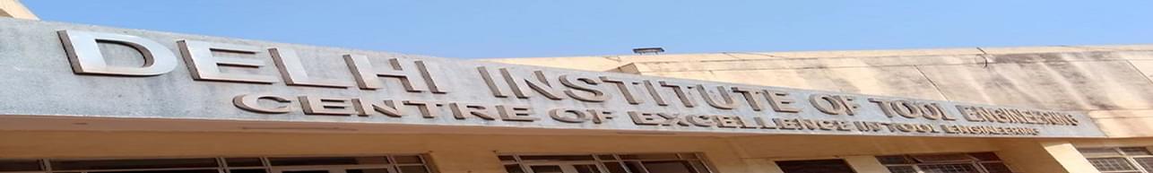 Delhi Institute of Tool Engineering - [DITE], New Delhi - Course & Fees Details