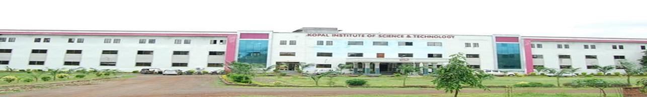 Kopal Institute of Science & Technology - [KIST], Bhopal - Course & Fees Details