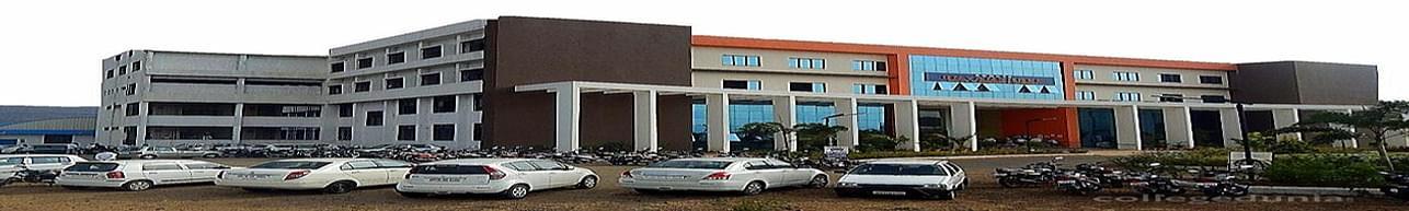 Dnyanshree Institute of Engineering & Technology - [DIET], Satara