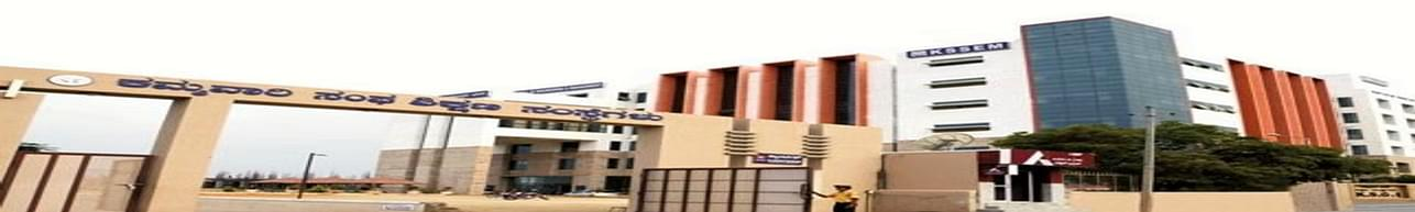 K.S. School of Engineering and Management- [KSSEM], Bangalore