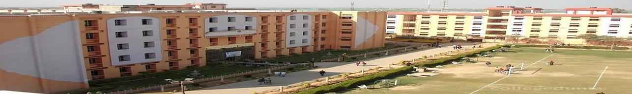 Lingaya's University, Faridabad - Course & Fees Details