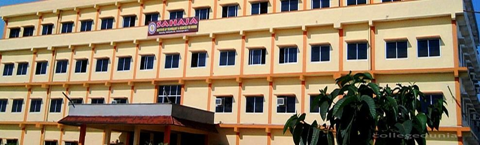 Sahaja Institute of Technology and Sciences for Women - [SITSW]