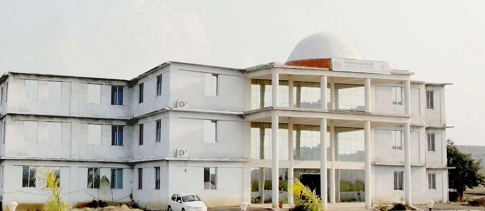 Radhaswami Institute of Technology -[RSIT]