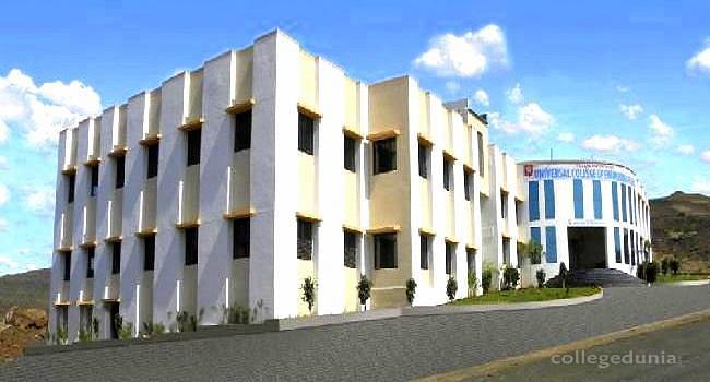 Universal College of Engineering and Research - [UCOER] Sasewadi