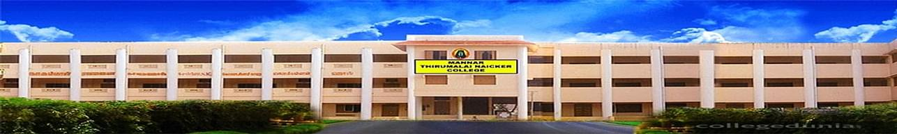Mannar Thirumalai Naicker College, Madurai - News & Articles Details