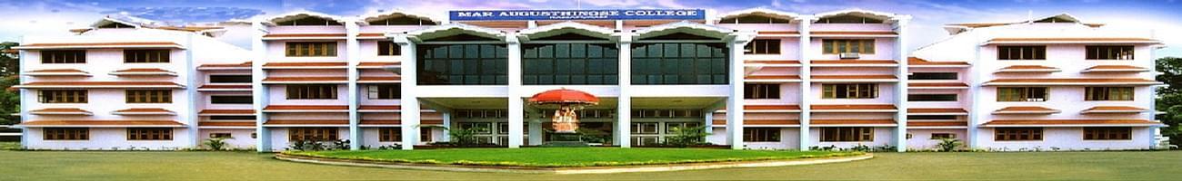 Mar Augusthinose College Ramapuram, Kottayam