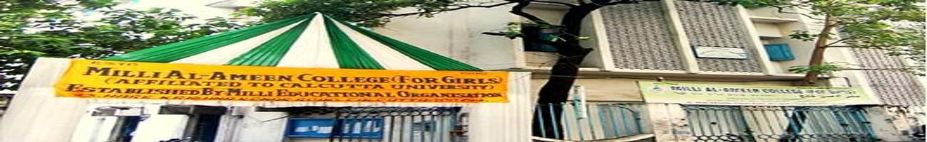 Milli Al-Ameen College for Girls, Kolkata