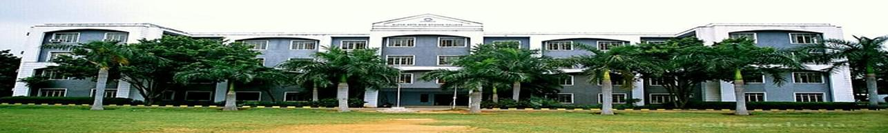 Alpha Arts and Science College - [AASC], Chennai - Course & Fees Details