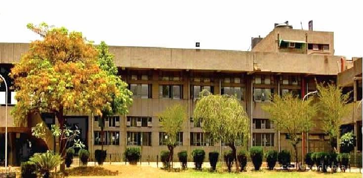 Motilal Nehru College - [MLNC]